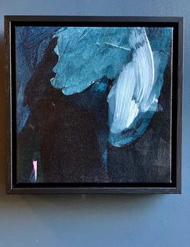 True Miracle 2019 - Antonia Mrljak - Acrylic on Canvas - 28.5x28.5cm Framed