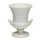 Vintage Wedgwood - Urn/vase - Moonstone (matte cream finish)  - 24cm - UK c.1960