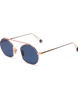Proper Goods Ahlem Eyewear - Victoire - Rose Gold - Handmade in France
