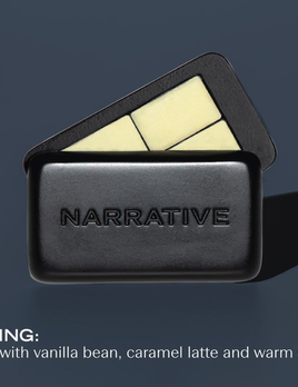 Narrative Lab Narrative Lab - The Calling - Solid Perfume Blend - Oriental Vanilla - Paraben Free, Vegan & Cruelty Free