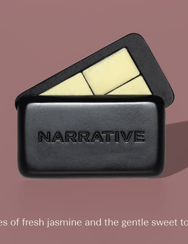 Narrative Lab Narrative Lab - Awaken - Solid Perfume Blend - Floral - Paraben Free, Vegan & Cruelty Free