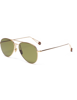 Proper Goods Ahlem Eyewear - Pantheon - Champagne - Handmade in France