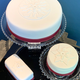 BECKER MINTY Christmas Cake 2019 - Christmas Log 2019 - Iced with decoration - Contains nuts - Store pick up - Please call us on 02 8356 9999 for delivery options.