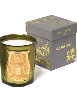 Gabriel Khaki - Cire Trudon Christmas 2019 - 270g - 55-65 hours