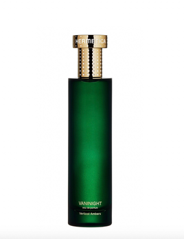 Hermetica - VANINIGHT - Alcohol Free, Long Lasting, Moisturising, Cruelty Free Molecular Fragrance - 100ML