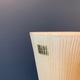 shapiro Ikebana Vase - Japanese Studio Pottery - H44xD12.5cm - Showa Period c1960