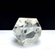 X Large Clear Quartz Dodecahedron - 12 sided - 8.5cm