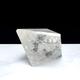 X Large Clear Quartz Octohedron - 8 sided 10cm