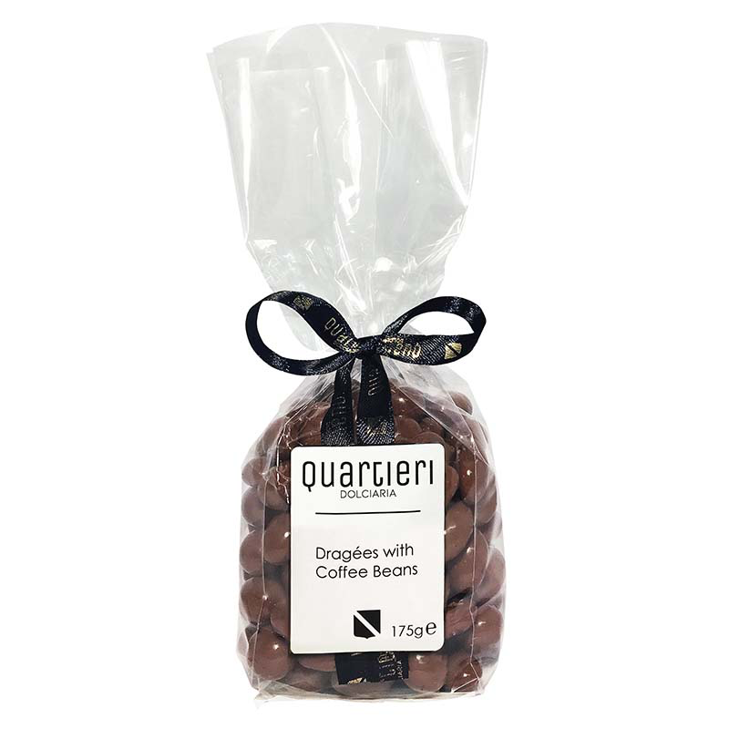 Casa Italia Quartieri Dragees Chocolate Coffee Beans - 175g