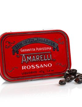 Casa Italia Amarelli Rossano Liquorice Red Tin -  40g