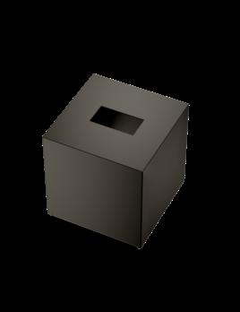 DW - Tissue Box - Square - Dark Bronze - D13.3xH13.5cm - Germany