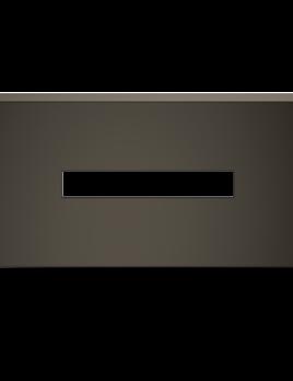 DW - Tissue Box - Rectangular - Dark Bronze - Germany