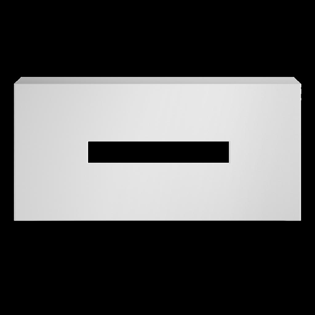 DW - Tissue Box - Rectangular - Matte white - 25x12x7.5cm - Germany