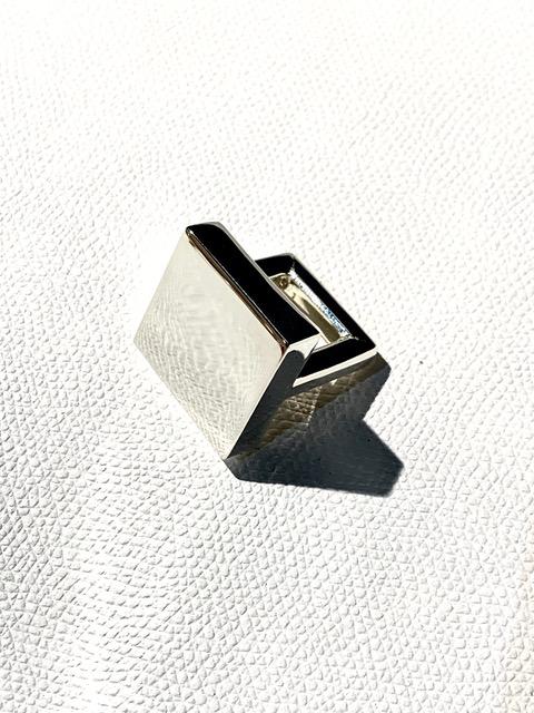 Daniel Espinosa Daniel Espinosa - Adria Square Ring - Silver