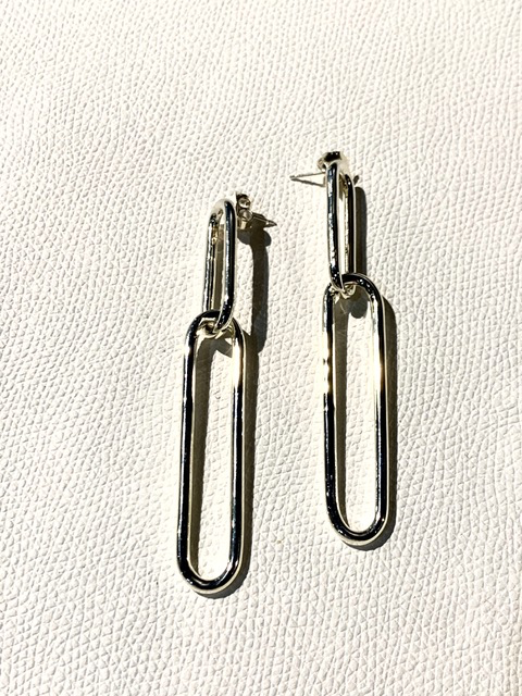 Daniel Espinosa Daniel Espinosa - Hydora Earrings - Silver