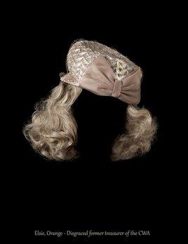 Juli Balla - Photograph - Persona non grata - Elsie - Pigment prints on cotton rag art paper - 100x133cm - Editions of 3