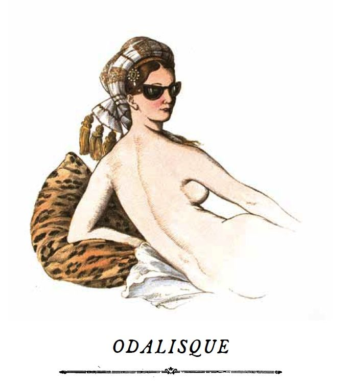 Cire Trudon Odalisque - Cire Trudon Room Spray