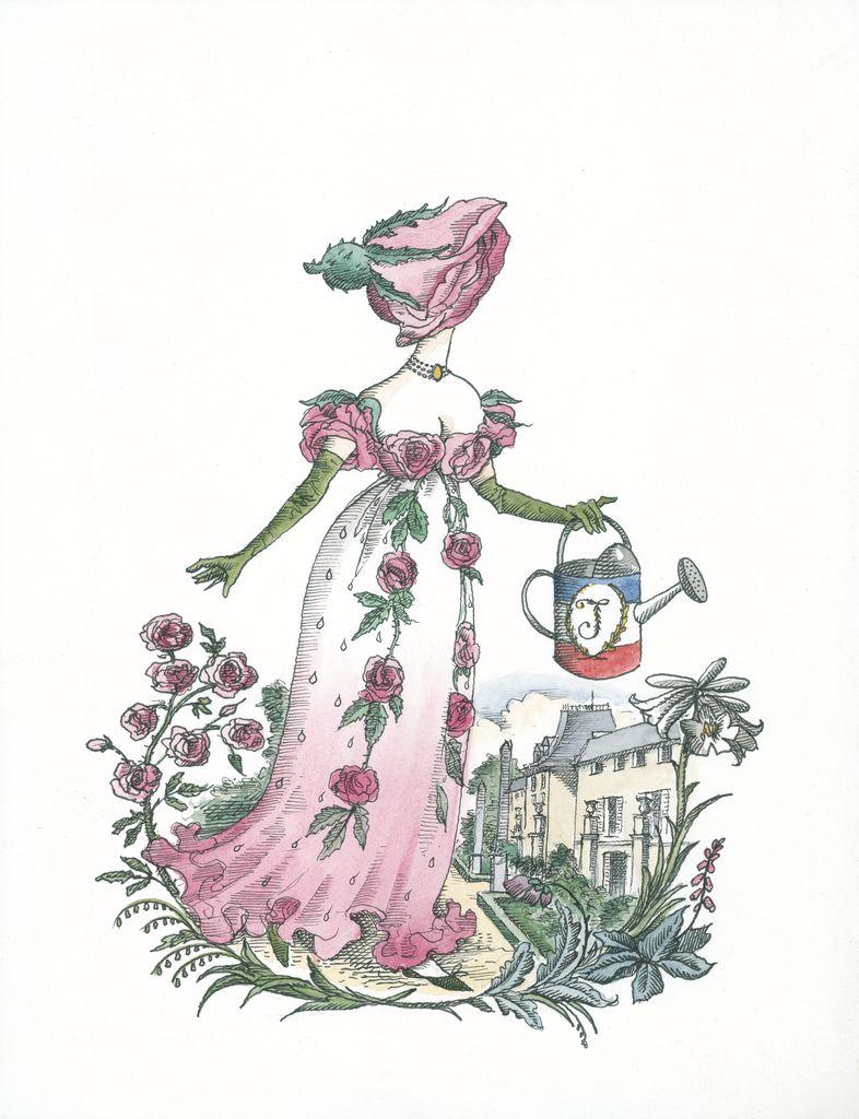 Cire Trudon Josephine - Cire Trudon Candle - 270g - 55-65 hours