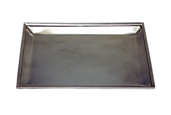 """Corbell Silver Sterling Silver Plated Rectangular Tray or Catch All - Plain 6.5"""" x 9.25"""""""