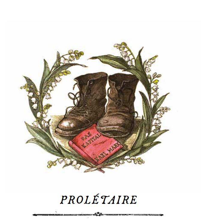 Cire Trudon Proletaire - Cire Trudon Candle - 270g - 55-65 hours