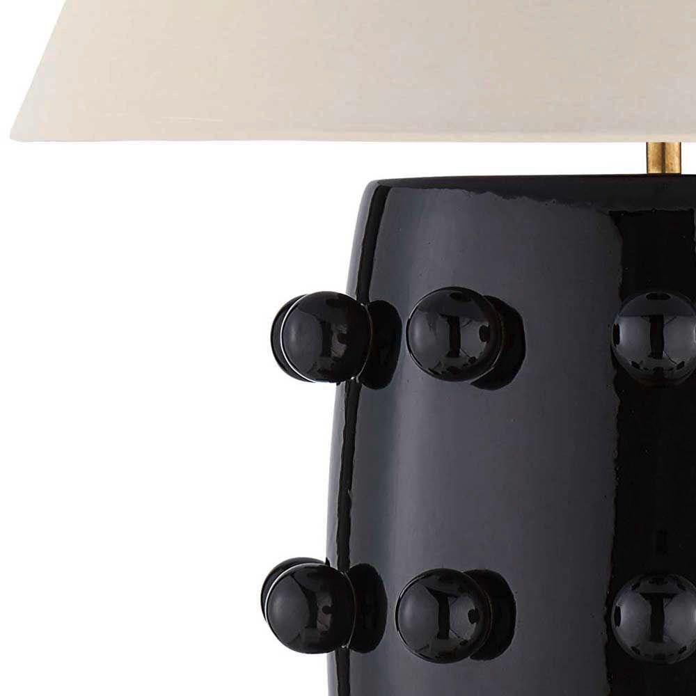 Kelly Wearstler Kelly Wearstler - Linden Table Lamp - Black - H82.5 W58cm B23cm