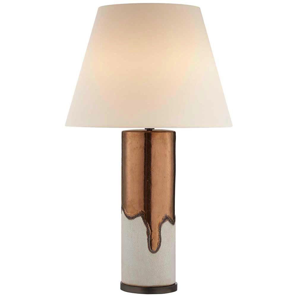 Kelly Wearstler Kelly Wearstler - Marmont Table Lamp - White/Gold