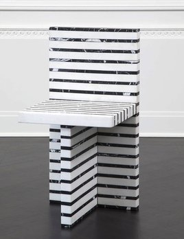 Kelly Wearstler Kelly Wearstler - Lineage Chair -   - 41.5x41.5 x H79.5xcm s/h45.75cm