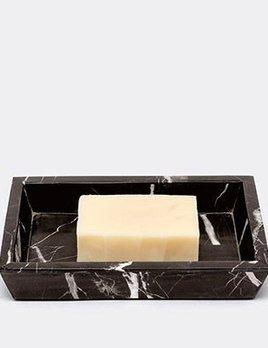 95d34273d7 RHODES - Soap Dish - Nero Marble