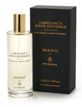 Arquiste Caroline's Four Hundred Luxury Room Spray by ARQUISTE Parfumeur for St Regis