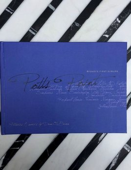 Book - Potts Point - Sydney's First Suburb - By Dean O'Brien - Limited edition hardcover