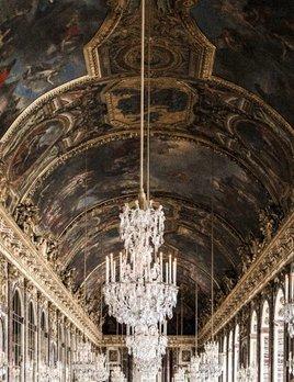 Felix Forest Photograph - (V2) Chateau de Versailles II, 2011