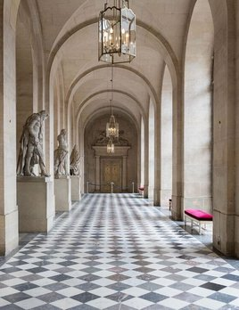 Felix Forest Photograph - (V5) Chateau de Versailles V, 2015