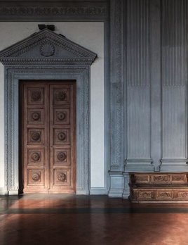 Felix Forest Photograph - (PP1) Palazzo Pitti I, 2015