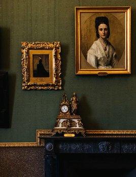 Felix Forest Photograph - (PPGP1) Palazzo Pitti Galleria Palatina I, 2015
