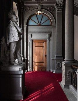 Felix Forest Photograph - (PPGP3) Palazzo Pitti Galleria Palatina III, 2015