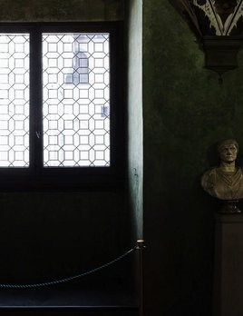 Felix Forest Photograph - (PV2) Palazzo Vecchio II, 2015