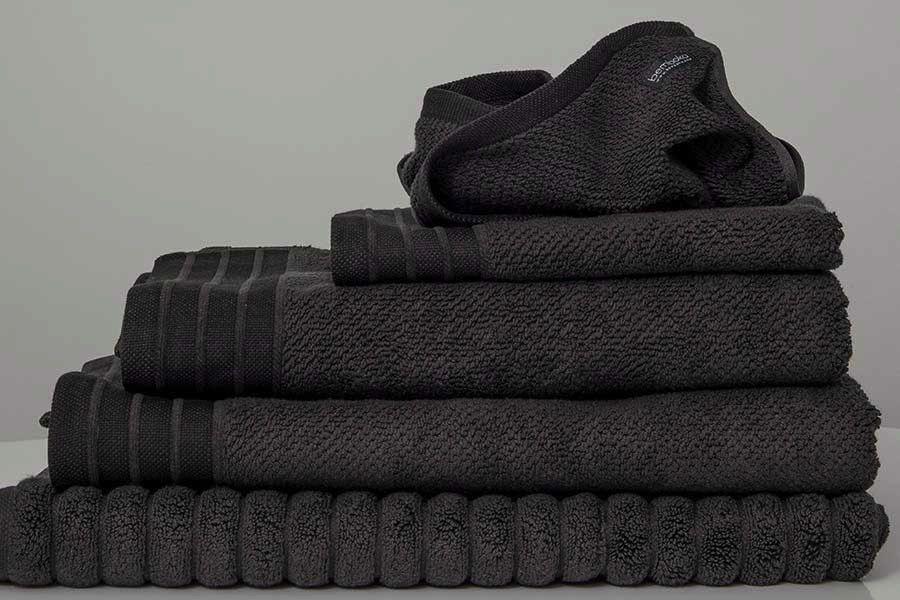 bemboka blankets Bemboka Towel Collection - Charcoal