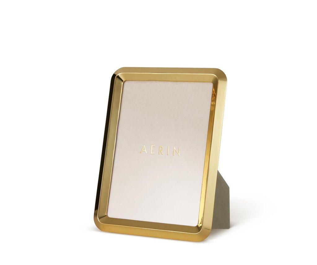 """Aerin AERIN - Archer Frame Gold 5x7"""""""
