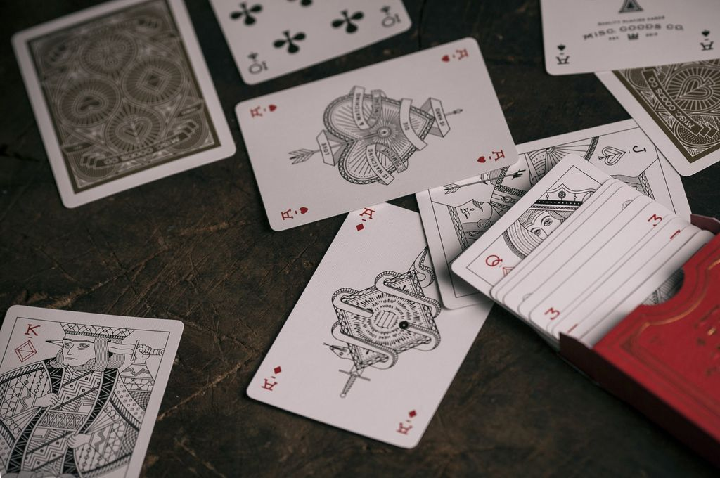 the gentlemans trading co Misc Goods Playing Cards