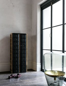 THE NEW YORK LUXE (20-box stand) - Sagitine Wardrobe Storage