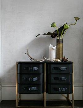THE SANTIAGO LUXE (6-box stand) - Sagitine Wardrobe Storage