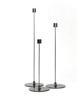 gentner Gentner Design - Pin Candle Sticks - Set of 3