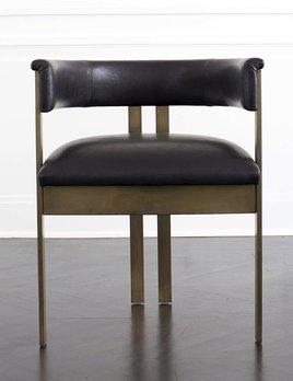 Kelly Wearstler Kelly Wearstler - Elliot Chair  standard leather