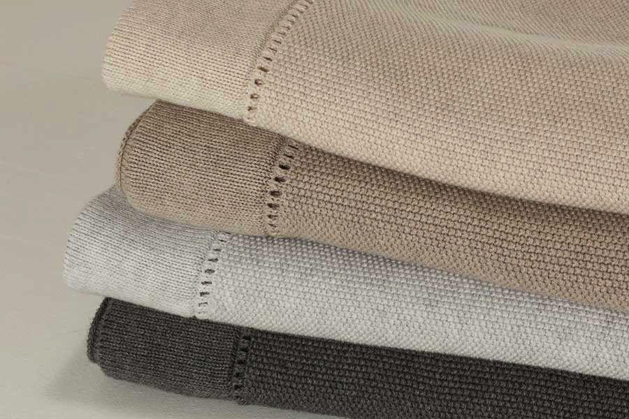bemboka blankets Bemboka Throw - Pure soft combed cotton (pre shrunk) throw