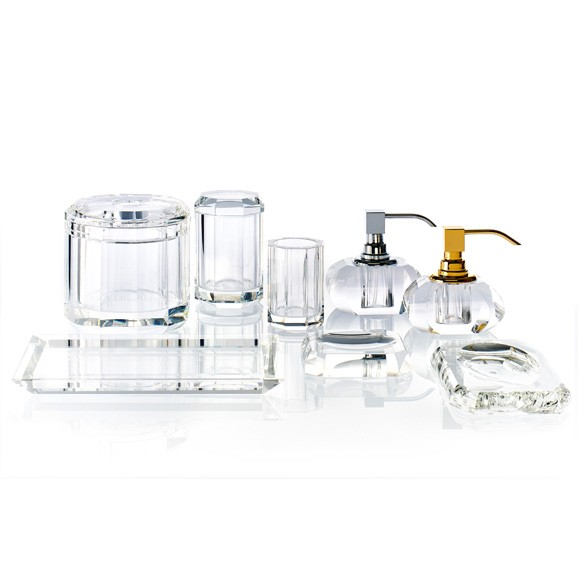DW - Crystal Bathroom Accessories - Germany