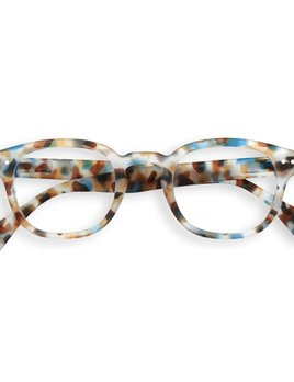 Until/See Concept IZIPIZI - Reading Glasses Shape #C - +1 to +3 diopters