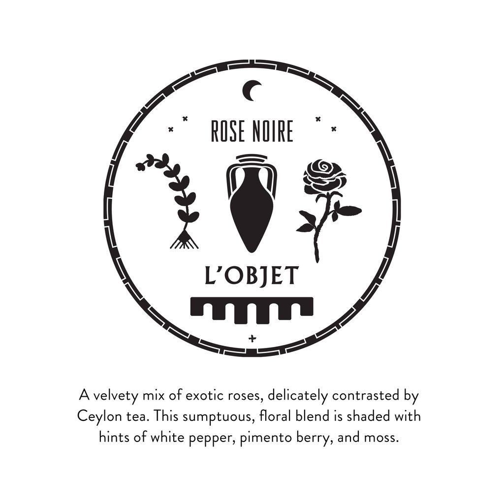 L'Objet L'Objet - Hand & Body Lotion - Rose Noire 500ml
