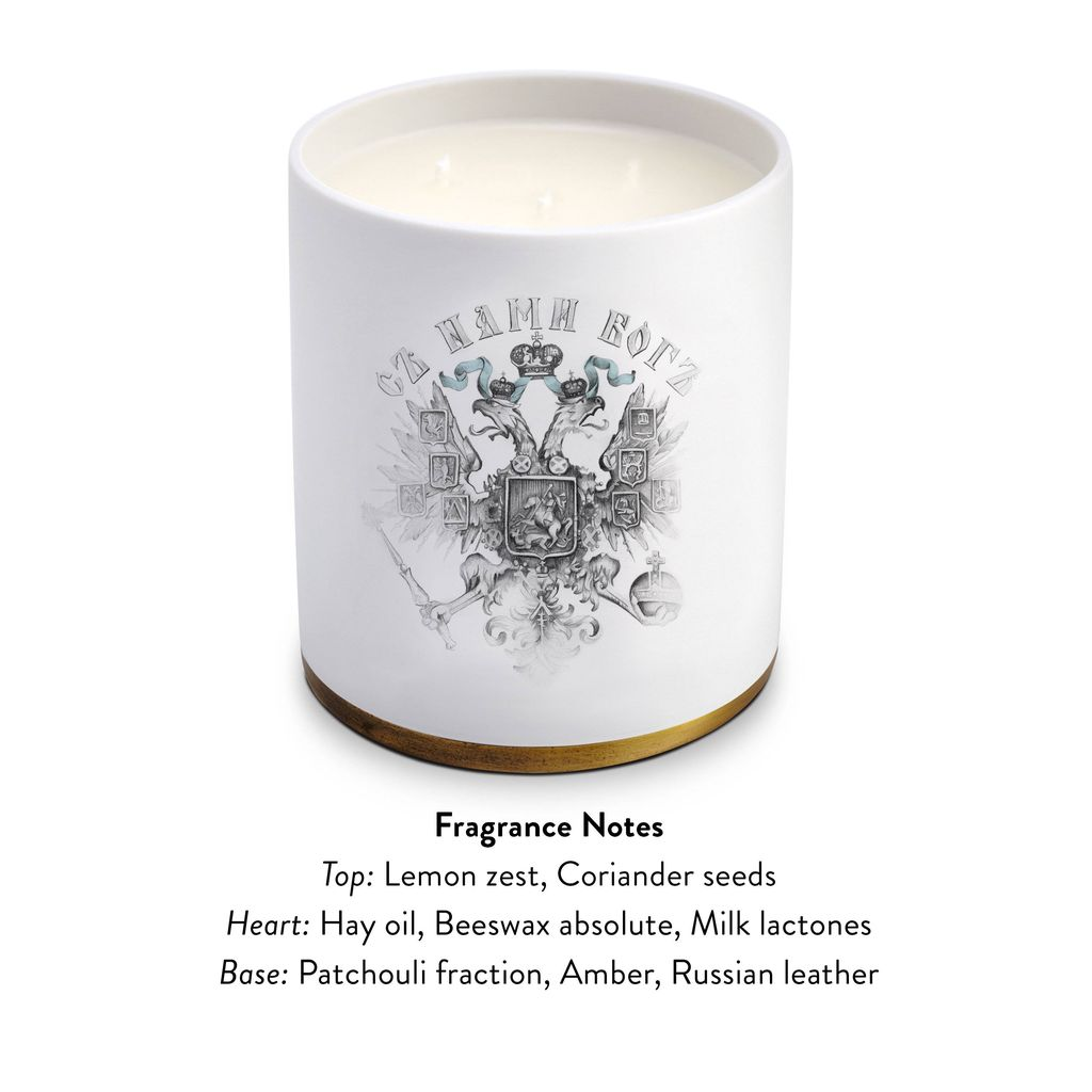 L'Objet L'Objet - #75 The Russe Candle - Large 3-wick