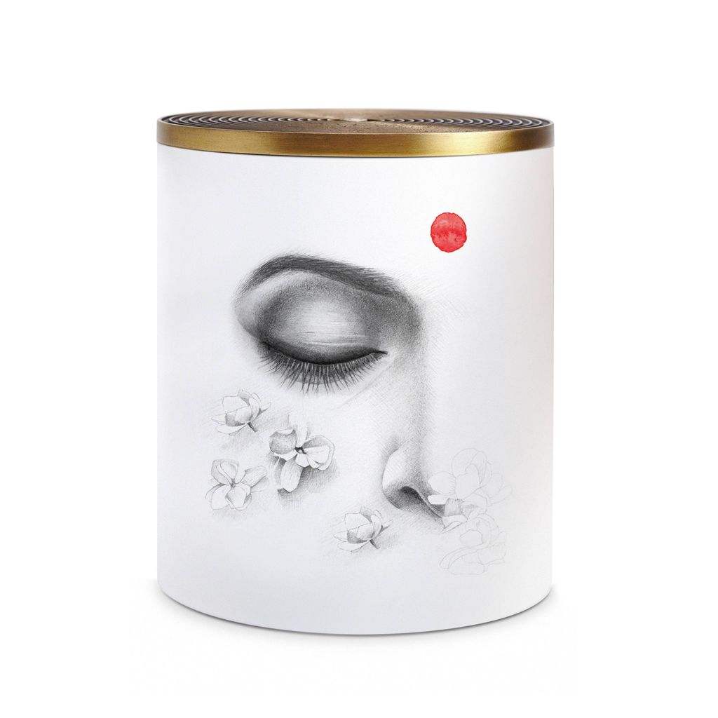 L'Objet L'Objet - #6 Jasmin d'Inde Candle - Large 3-wick