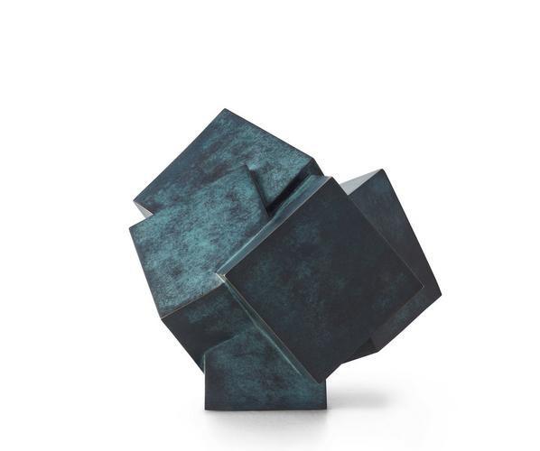 AERIN - Harper Objet  - Brass - H19x17cm